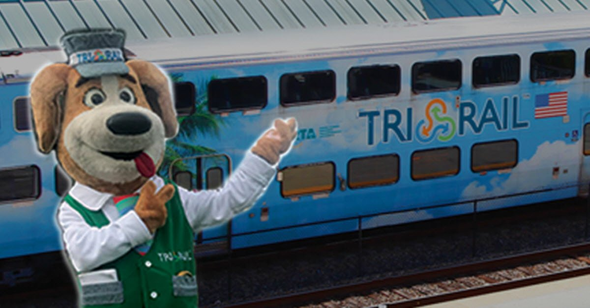 Tri-Rail App by Daruma Tech