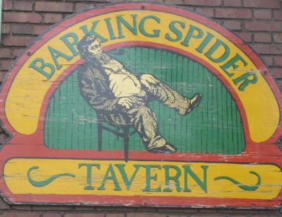 BarkingSpiderSign-399x307