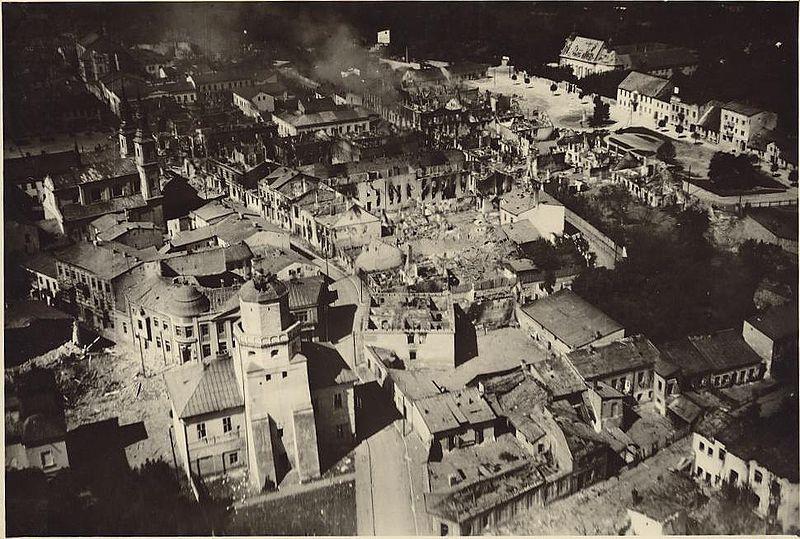 wielun Polen: Wielun, der vergessene Kriegsbeginn