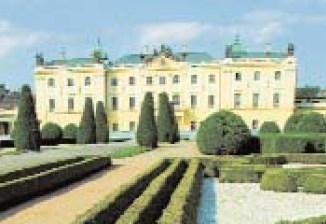 Bialystok Palais Branicki
