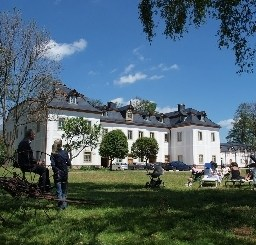Palac Pakoszow, Schlosshotel in Schlesien, Hirschberger Tal