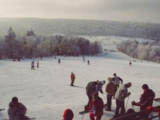Skigebiet Arlamow, Foto: Polnisches Fremdenverkehrsamt
