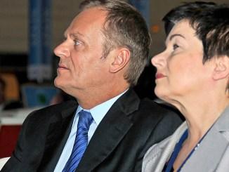 Donald Tusk und Hanna Gronkiewicz-Waltz, Foto: European Peoples Party, CC-BY-2.0