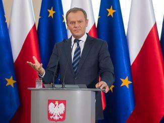 Geht nach Brüssel: Donald Tusk; Foto: Mateusz W?odarczyk - www.wlodarczykfoto.pl, CC-BY-SA-4.0