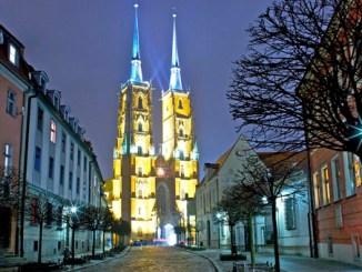 Wroclaw Kulturhauptstadt Europas 2016, Breslauer Dominsel, Foto: © Poln. Fremdenverkehrsamt