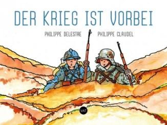Buchtipp: Der Krieg ist vorbei, Foto: Verlag VAT