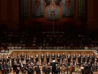 Konzert beim Festival Misteria Paschalia