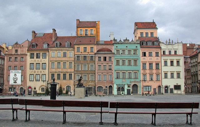 Muzeum Warszawy am Altstadt-Rynek in Warschau, Foto:C00