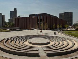 Das neue Konzerthaus in Katowice, Foto: © Stadt Katowoce