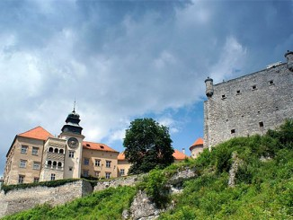 Schloss Pieskowa Skala, Foto: Barbara Maliszewska, CC BY-SA 3.0 pl