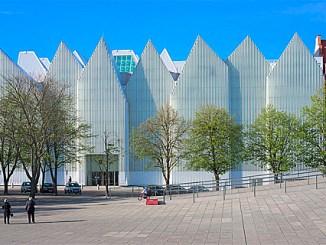 Die neue Stettiner Philharmonie, Foto: © DrKssn / Wikimedia Commons / CC-BY-SA-3.0Die neue Stettiner Philharmonie, Foto: © DrKssn / Wikimedia Commons / CC-BY-SA-3.0