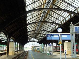 Bahnhof Görlitz nicht mehr Ende der Bahnwelt