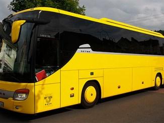 Busreisen boomen, Reisebus unterwegs, Foto: Alf van Beem, CC0