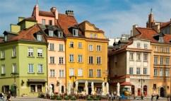 Wieder aufgebaute Altstadt in Warschau, Foto: Pixabay.com, jackmac34, CC0