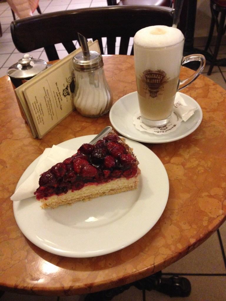 Café Wacker, Frankfurt, Das vierte Zimmer