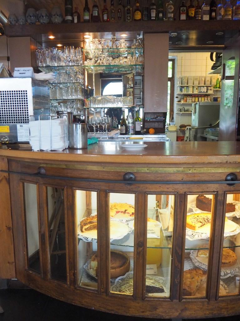 Stattcafé, Frankfurt, Das vierte Zimmer