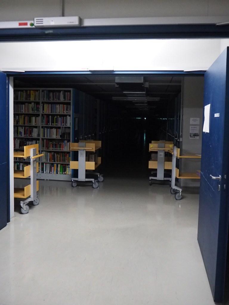 Deutsche Nationalbibliothek, Das vierte Zimmer