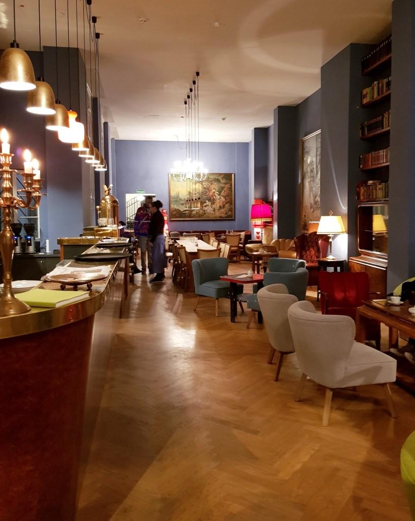 Frankfurter Salon, Frankfurt, Das vierte Zimmer