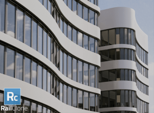 RailClone 3ds max itoo