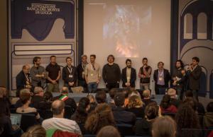 Overluk - Emanuele Vietina lancia l'idea del premio durante Lucca Comics & Game