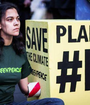 Greenpeace SONDAGGIO GREENPEACE-SWG