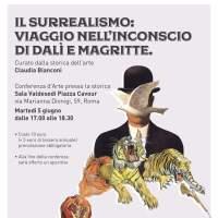 Il surrealismo viaggio nell'inconscio di Dalì e Magritte