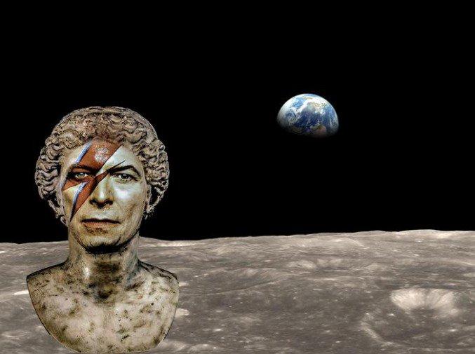 A SpazioCima dal 4 al 21 giugno una mostra su David Bowie