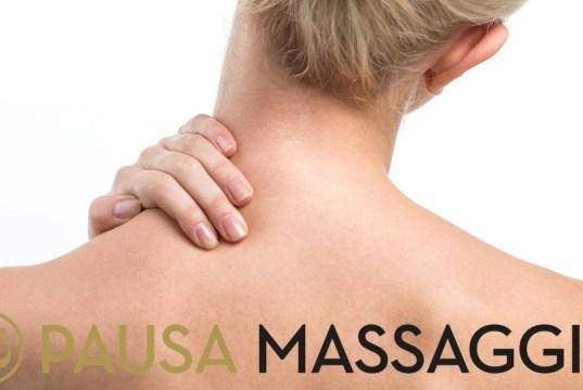 Automassaggio al collo