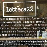 Librerie coraggiose come Lettera 22 a Viareggio