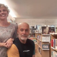 Librerie coraggiose come Nina a Pietrasanta ;)