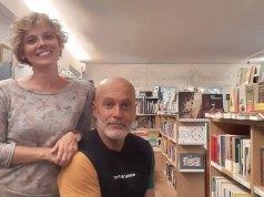 Valentina ed Andrea della Libreria Nina