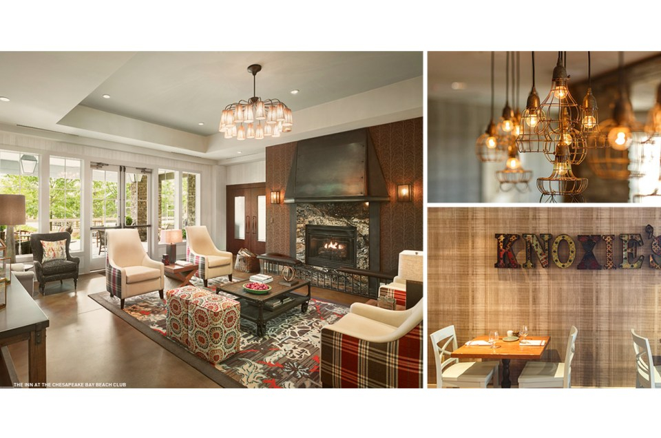 Orchestrating pattern in interiors