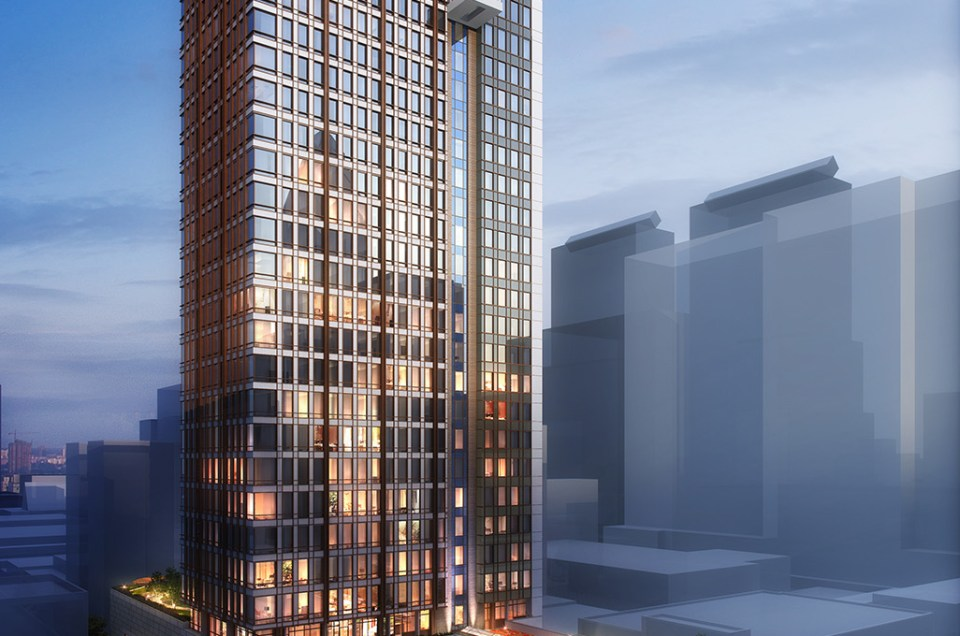 DAS Architects Takes LuxuryApartment LivingTo New Heights