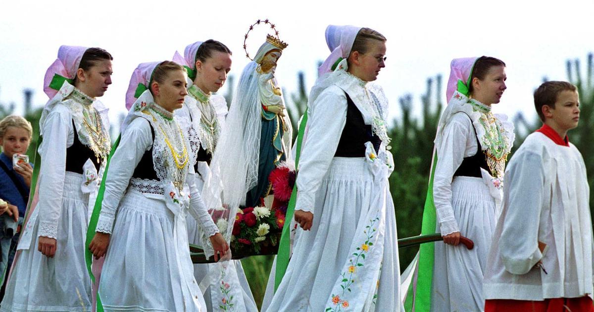 moma-Reporter: Die Sorben - Gelebte Religiösität | Morgenmagazin