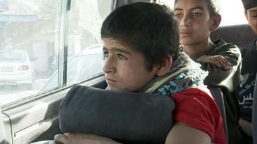 Im eigenen Land auf der Flucht vor den Taliban: der 12jährige Niazwali.