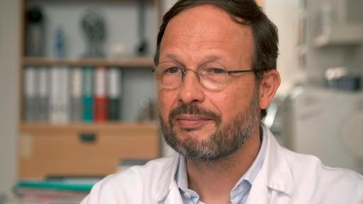 Prof. Dr. Gian Domenico Borasio, Palliativarzt am Universitätsspital in Lausanne, (Borasio gilt als der palliativ-Experte Deutschlands).