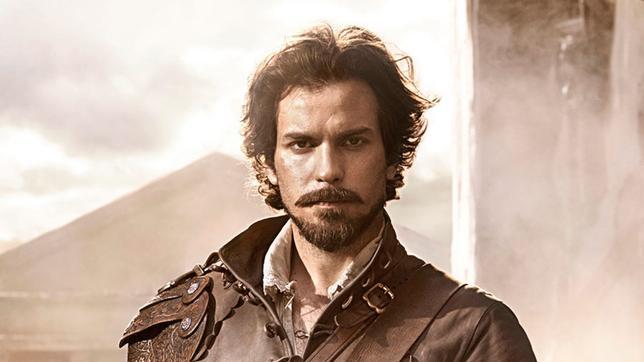 Die Musketiere: Santiago Cabrera als Aramis