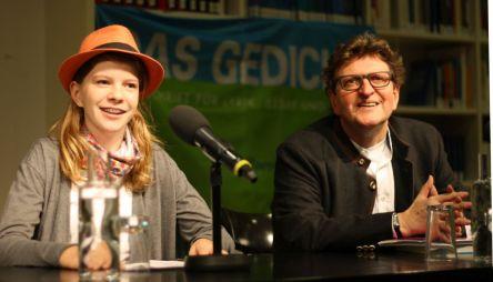 Anna Münkel und Anton G. Leitner