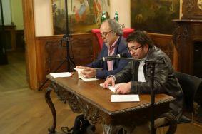 Fouad EL-Auwad und Paul-Henri Campbell