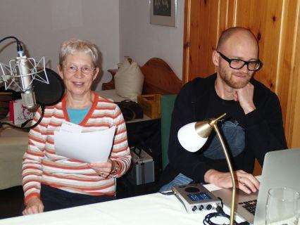 Renate Meier und Tino Keck