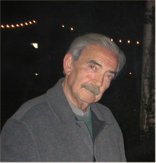 Der lateinamerikanische Dichter Juan Gelman. Foto: Delta-Archiv, Stuttgart