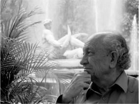 Der venezolanische Lyriker Gustavo Pereira (Fotos: Enrique Hernández-D'Jesús)