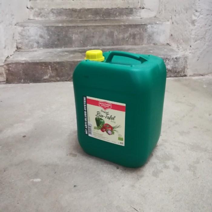 10 Liter Kanister Bio Tafelessig