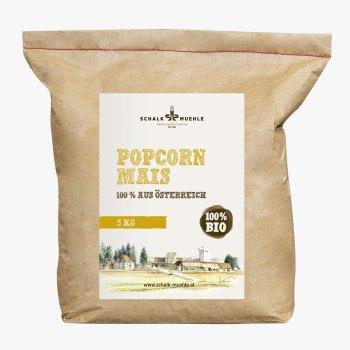 Bio Popcornmais Schalkmuehle 5 Kilo Symbolbild