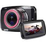 BDJ HD 1080P Car DVR Vehicle Camera Video Recorder Dash Cam G-sensor Night Vision