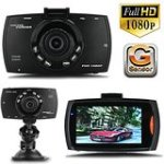 Car Camera Dash Cam 1080p Full HD Video Recording Bositools 2.7 Screen Video Accident Camcorder with G-Sensor