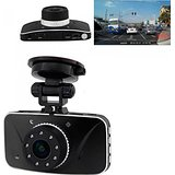 "DM980 Full HD 1080P Vehicle 2.7"" Car DVR Camera Dash Cam Recorder IR Night Vision 170 Degree"