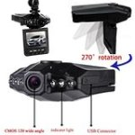 Arcade Mix- 2.5 inch TFT LCD HD Car DVR with 6 LED lights Road Dash Video Camera Recorder Traffic Dashboard Camcorder.