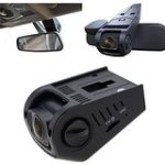 Arcade Mix- Full 1080P HD Video Car Dashboard Camera - Novatek NT96650 Chipset + Aptina AR0330 Lens | Stealth...