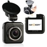 Dash Car Cam, K&F Concept Car Recorder DVR Full HD 1080P 2.0 Inch LCD Screen Dashboard Driving Camera Icatch